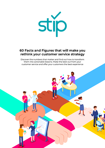60 Facts and Figures that will make you rethink your customer service strategy